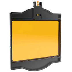 """Bright Tangerine 4x5.65"""" and 4x4"""" Horizontal Combined Filter Tray for Viv 5"""""""