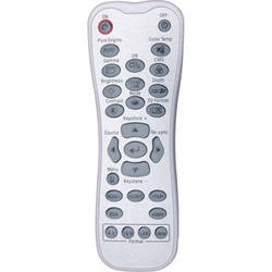 Optoma Technology 5041840700 Backlit Remote Control