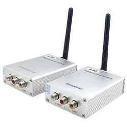 VideoComm Technologies TC-5808 DeskTop Series 5.8GHz 8-Channel Transmitter & Receiver Kit