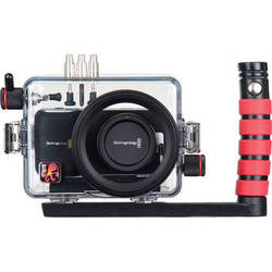 Ikelite Underwater Dive & Surf Housing for Blackmagic Pocket Cinema Camera