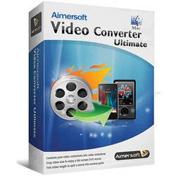 Aimersoft Video Converter Ultimate (Mac, Download)