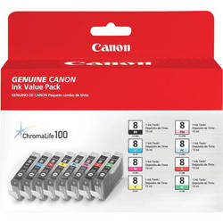 Canon CLI-8 Ink Tank 8-Pack