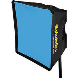 Dedolight Front Diffuser for Medium Silver Dome Softbox (Half Blue)