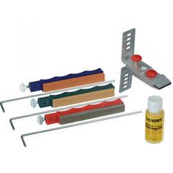 LANSKY Standard 3-Stone System Precision Knife Sharpening Kit