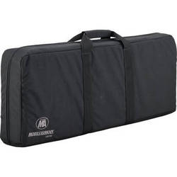 Pelican 472-PWC-DW3100 FieldPak Rifle Case with Soft Shell (Black/Black)