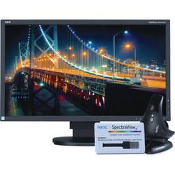 "NEC 24"" 4K UHD MultiSync Widescreen Desktop Monitor"