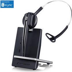 Sennheiser D 10 USB ML Wireless DECT Headset for Microsoft Lync