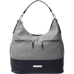 Kelly Moore Bag Brownlee Bag with Removable Basket (Gray)