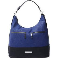 Kelly Moore Bag Brownlee Bag with Removable Basket (Indigo)