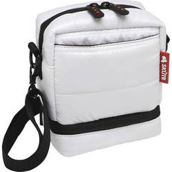 Skutr Camera Bag for Fujifilm Instax Mini 8 or Polaroid 300 (White)