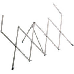 K&M 124 Table Music Stand (Nickel-Colored)