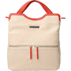 Kelly Moore Bag Steph Bag with Removable Basket (Cream)