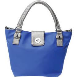 Kelly Moore Bag Saratoga Bag with Removable Basket (Cobalt)