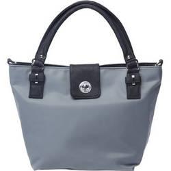 Kelly Moore Bag Saratoga Bag with Removable Basket (Gray)