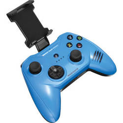 Mad Catz C.T.R.L.i Mobile Gamepad for iPod/iPhone/iPad (Glossy Blue)