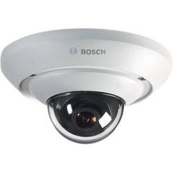 Bosch FLEXIDOME IP micro 5000 HD NUC-51022-F4 Vandal-Resistant Day/Night Outdoor Dome Camera with 3.6mm Fixed Lens