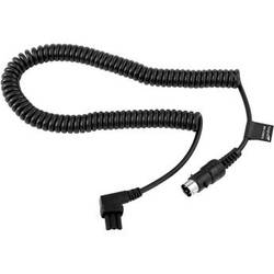 Impact CKE2 HV Cable with Locking Mechanism for Nikon Flashes