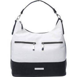 Kelly Moore Bag Brownlee Bag with Removable Basket (White)