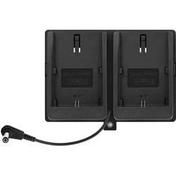 Marshall Electronics Dual Uni Battery Mount for Canon LP-E6 Batteries