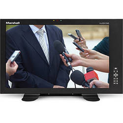 "Marshall Electronics V-LCD17HR-DVII-DT 17"" LCD Desktop Monitor with DVI-I Input"