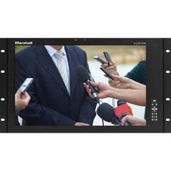 "Marshall Electronics 17"" LCD RM Monitor with Dual HD-SDI Input Module"