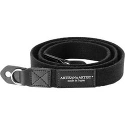 Artisan & Artist ACAM-102 Camera Strap (Black)
