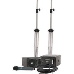 Anchor Audio AN-1000XWPP+ Wireless Presenter Package (Black)