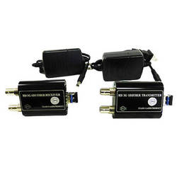 Tactical Fiber Systems SDI Bullet Fiber Video Converter