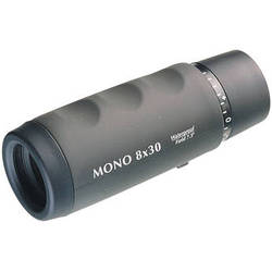 Opticron 8 x 30 Waterproof Roof Prism Monocular (Dark Green)