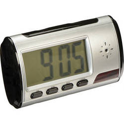 Avangard Optics Covert Alarm Clock Camera