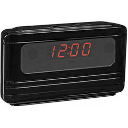 Avangard Optics 720p Clock Camera with DVR