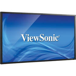 """ViewSonic CDP4260-TL 42"""" Full HD Multi-Touch Commercial LED Monitor"""