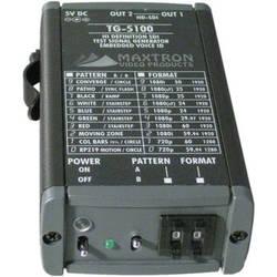 Maxtron TG-5100 Multi-Format HD-SDI Pattern Generator