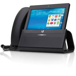 """Ubiquiti Networks UniFi Enterprise VoIP Phone with 7"""" Touchscreen"""