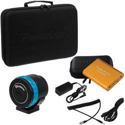 FotodioX Pro PowerLynx Kit for BMPCC with 12-Pin Hirose Type Power Cable