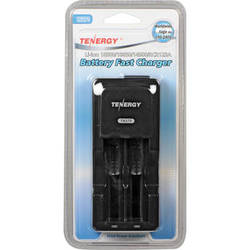 SeaLife Tenergy Charger for 3.7V, 2600mAh 18650 Lithium-Ion Batteries