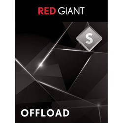 Red Giant Offload (Download, Academic Pricing)