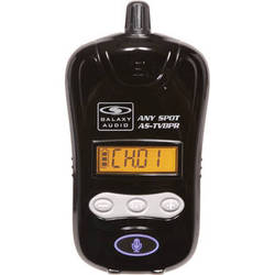 Galaxy Audio AS-TVBPR Pendant Style Bodypack Receiver (640 - 664 MHz)