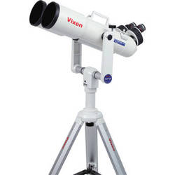 Vixen Optics BT126SS-A Binocular Telescope with Alt-Az Mount and Tripod