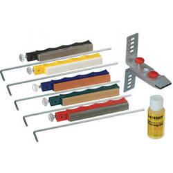 LANSKY Deluxe 5-Stone System Precision Knife Sharpening Kit