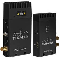 Teradek Bolt Pro 300 Wireless HD-SDI/HDMI Dual Format Video Transmitter/Receiver Set