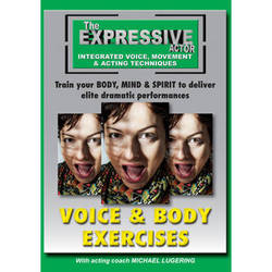 First Light Video DVD: The Expressive Actor: Voice and Body Exercises