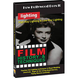 First Light Video DVD: How Hollywood Does It: Techniques of Lighting