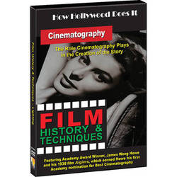 First Light Video DVD: How Hollywood Does It: Techniques of Cinematography