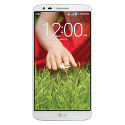 LG G2 D800 32GB AT&T Branded Smartphone (Unlocked, White)