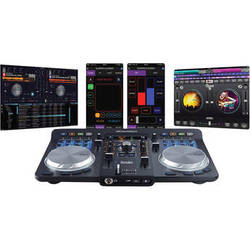 Hercules Universal DJ Controller (Mac, PC, iOS, and Android)