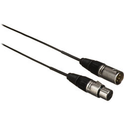 Point Source Audio Expandable Coiled Cable with XLR-4M to XLR-4F for CM-i3 Intercom Headset