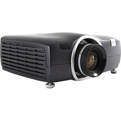 Barco F50 Panorama 3D Multimedia Projector (No Lens, Black Metallic)