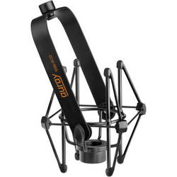 Auray SSM-BC10 Microphone Suspension Shockmount (Black Matte)