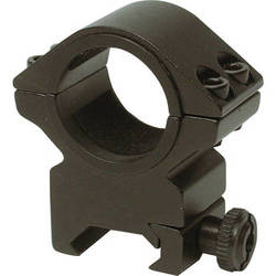 """Konus Two Mounting Rings for Riflescopes with 1"""" or 30mm Main Tubes"""